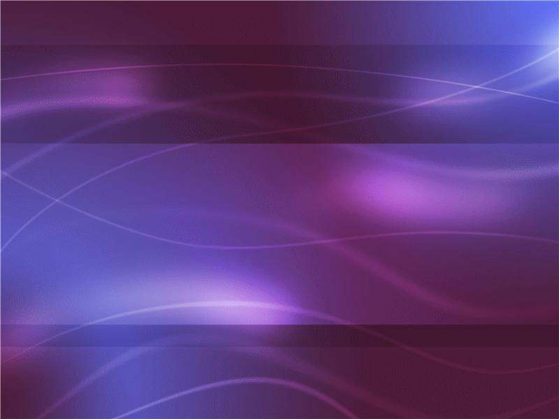 紫色波纹设计模板