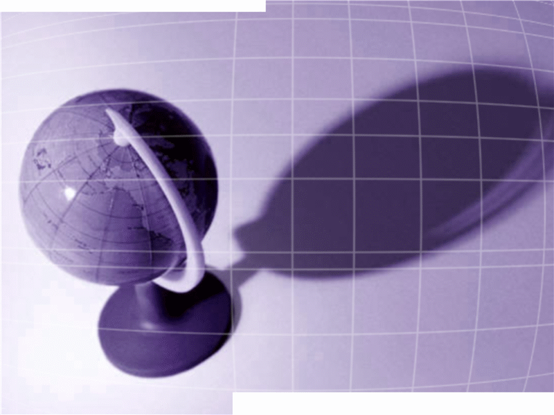 地球儀設計範本